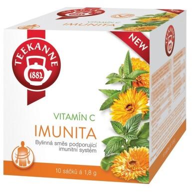 TEEKANNE Imunita s vitamínem C n.s.10x1.8g