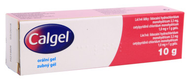 CALGEL orální podání gely 1X10GM