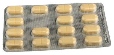 PIRACETAM AL 800 perorální potahované tablety 60X800MG