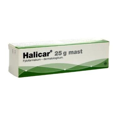 HALICAR mast 25G