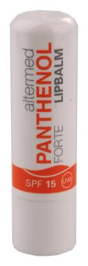 ALTERMED Panthenol Lipbalm SPF 15 5ml