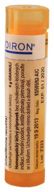 CHAMOMILLA VULGARIS perorální granule 4GM 3CH-30CH
