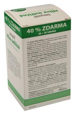 Hlíva ústřičná Imunit 50 + 20 tob. Zdarma