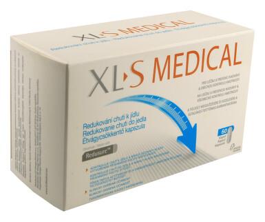 XL to S Medical Redukování chuti k jidlu tbl.60