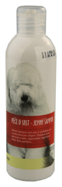 PET HEALTH CARE Péče o srst - jemný šampon 200ml