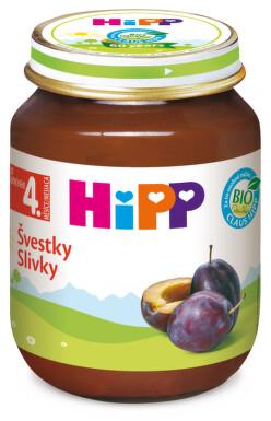HiPP OVOCE BIO Švestky 125g