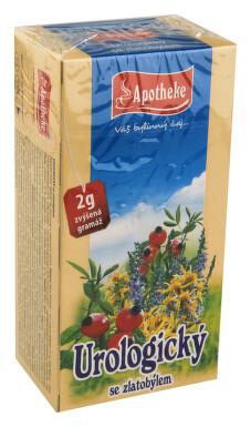 Apotheke Urologický čaj 20x2g n.s.