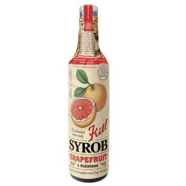 Kitl Syrob Grapefruit s dužninou 500ml