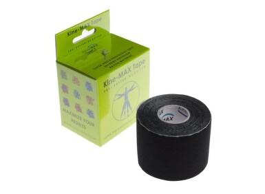 KineMAX SuperPro Ray. kinesiology tape čern.5cmx5m
