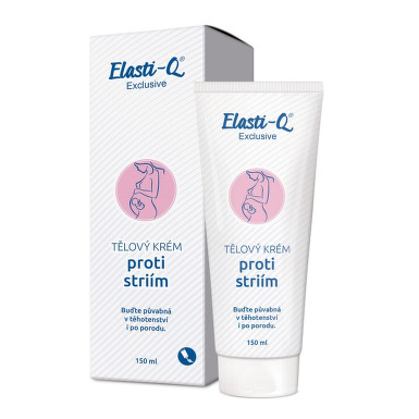 Elasti-Q Exclusive tělový krém proti striím 150ml