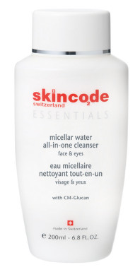 SKINCODE ESS Micelární voda All-in-one 200ml