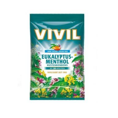 VIVIL Eukalyptus-mentol + 20 druhů bylin 60g 2008