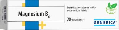 Magnesium B6 eff. tbl. 20