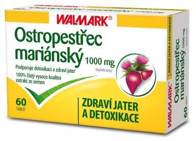 Walmark Ostropestřec mariánský 1000mg tbl.60