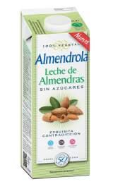 Almendrola Mandlový nápoj 3% neslazený 1000 ml