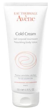 AVENE Cold cream lait corp 200ml-výživné těl.mléko