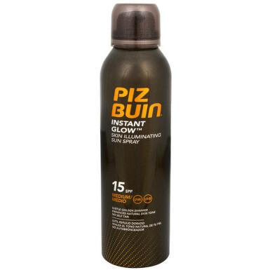 PIZ BUIN Glow Skin Illuminat. Sun Lot.SPF15 150ml