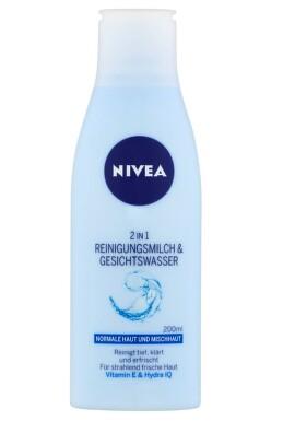 NIVEA Visage čist.pleť.mléko+voda 2v1 200ml č81162