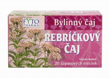 Řebříčkový čaj 20x1.5g Fytopharma