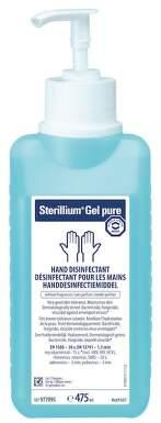BODE Sterillium Gel pure 475ml s pumpičkou
