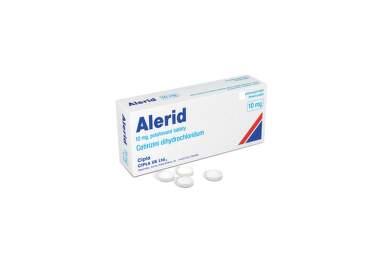 ALERID 10MG potahované tablety 50