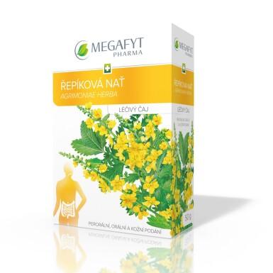 ŘEPÍKOVÁ NAŤ léčivý čaj 50G