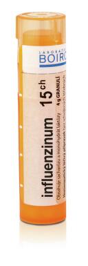 INFLUENZINUM 15CH granule 1X4G