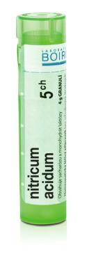 NITRICUM ACIDUM 5CH granule 1X4G