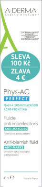 A-DERMA Phys-AC Perfect Fluid 40ml SLEVA