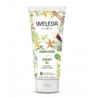 WELEDA Summer garden shower 200ml