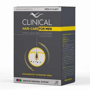 Clinical Hair-Care for MEN tob.60 - 2měs.kúra