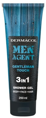 Dermacol Men Agent sprch.gel Gentleman touch 250ml