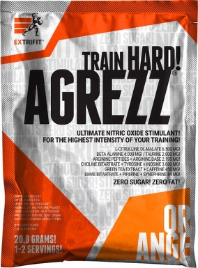 EXTRIFIT Agrezz 20.8g Orange