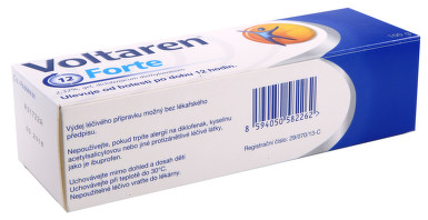 VOLTAREN FORTE 2,32% kožní podání gely 1X100GM