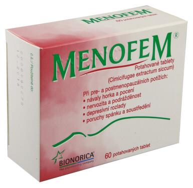 MENOFEM perorální potahované tablety 60X2.8MG