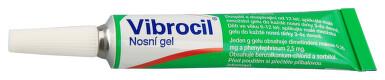VIBROCIL nosní podání gely 1X12GM