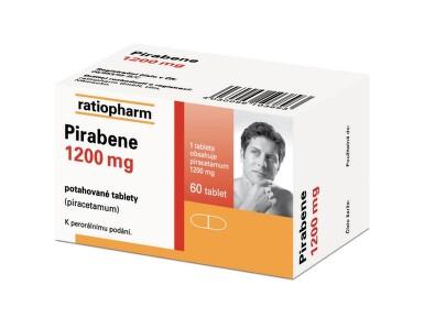 PIRABENE 1200 MG perorální potahované tablety 60X1200MG