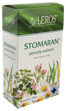 STOMARAN perorální léčivý čaj 1X100GM