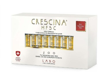 Crescina HFSC 100% 200 MAN 20x3.5ml