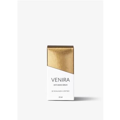Venira Sérum anti-aging se skvalanem a peptidy15ml