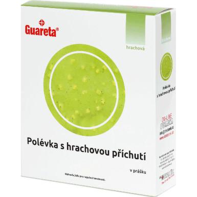 Guareta Polévka s hrachovou příchut.v prášku 3x56g