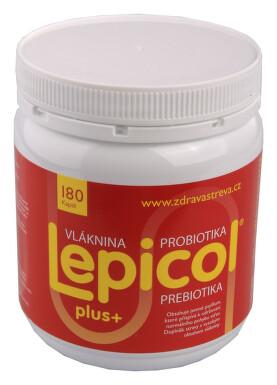 Lepicol PLUS trávicí enzymy cps.180 Medicol