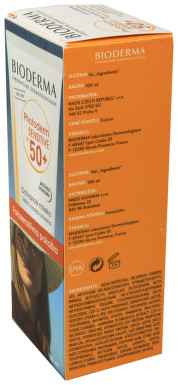 BIODERMA Photoderm SENSITIVE SPF 50+ 100ml
