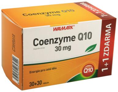 Walmark Coenzyme Q10 30mg tob.30+30