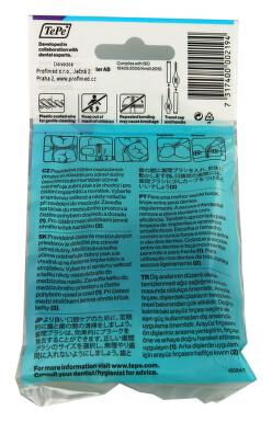 TePe mezizub.kartáčky fialové 1.1mm 8ks 113270