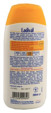 LADIVAL OF30 mléko pro děti 200 ml