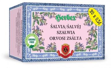 HERBEX Šalvěj lékařská 20x3g n.s.