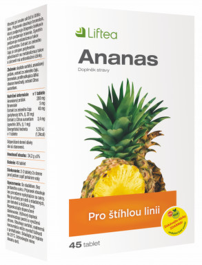 LIFTEA Ananas tbl.45