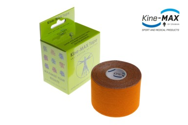 KineMAX SuperPro Ray. kinesiology tape oran.5cmx5m
