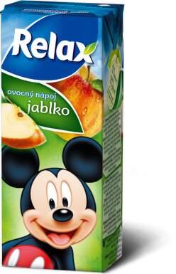 Relax jablko 0.2 litru